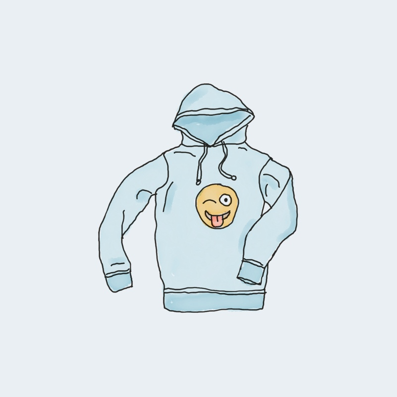 hoodie with logo 1 - Hoodie with Logo
